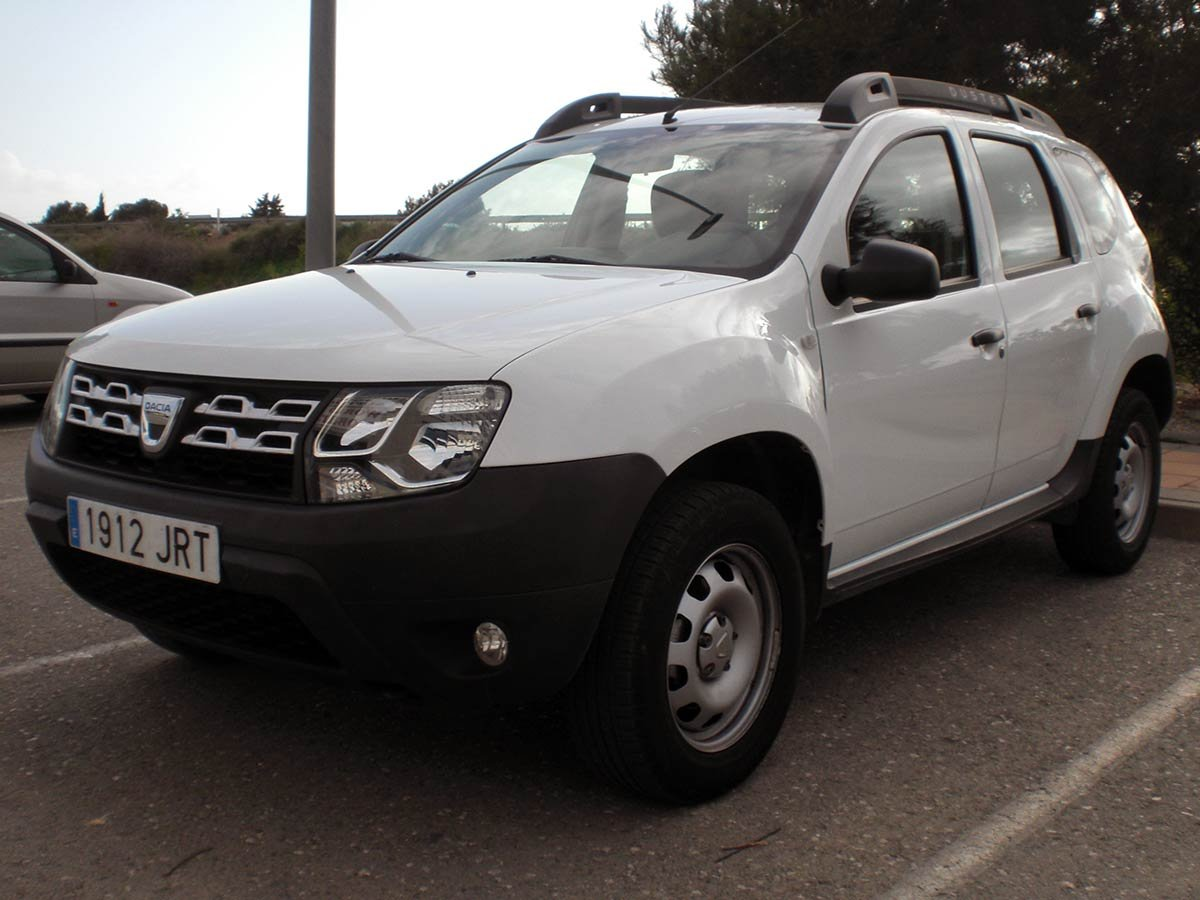 Used Dacia Duster Spain
