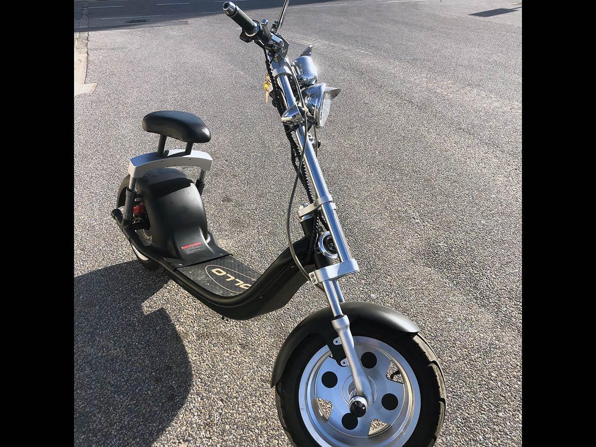 Used Apollo E-Scooter Spain