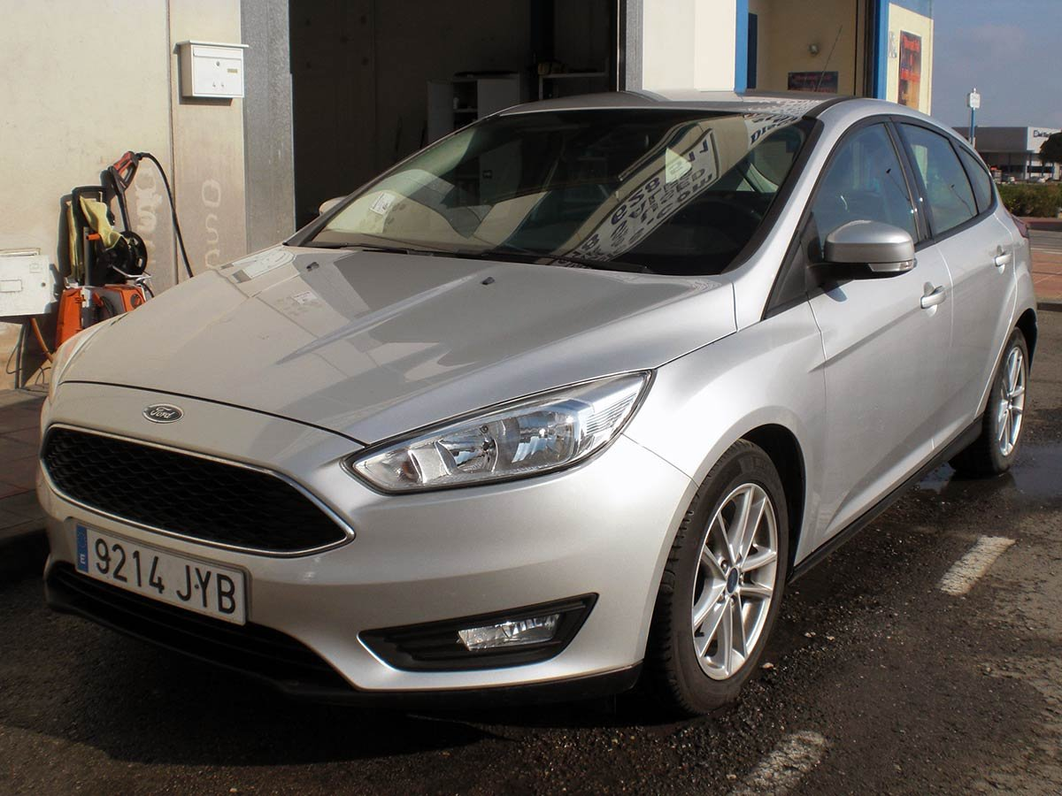 Used Ford Focus Spain