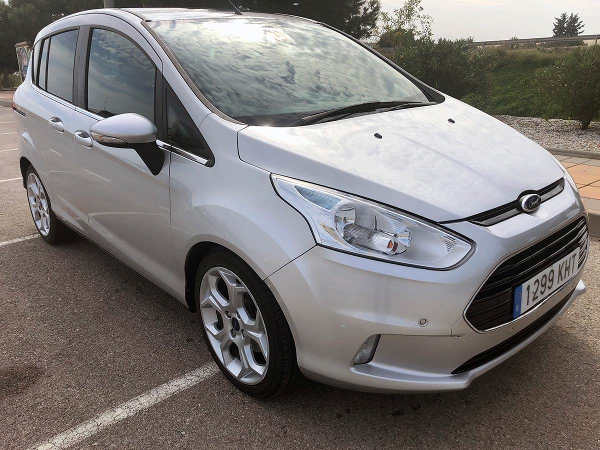 Used Ford B-Max (RHD - ES) Spain