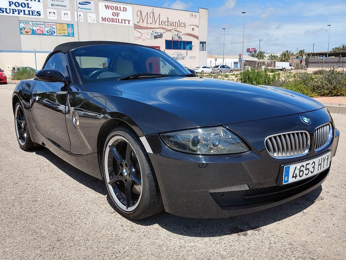 BMW Z4 M-Sport Cabriolet (RHD - ES)