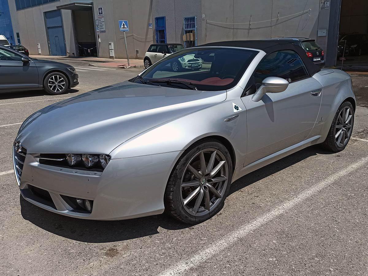 Alfa Romeo Spider Cabriolet