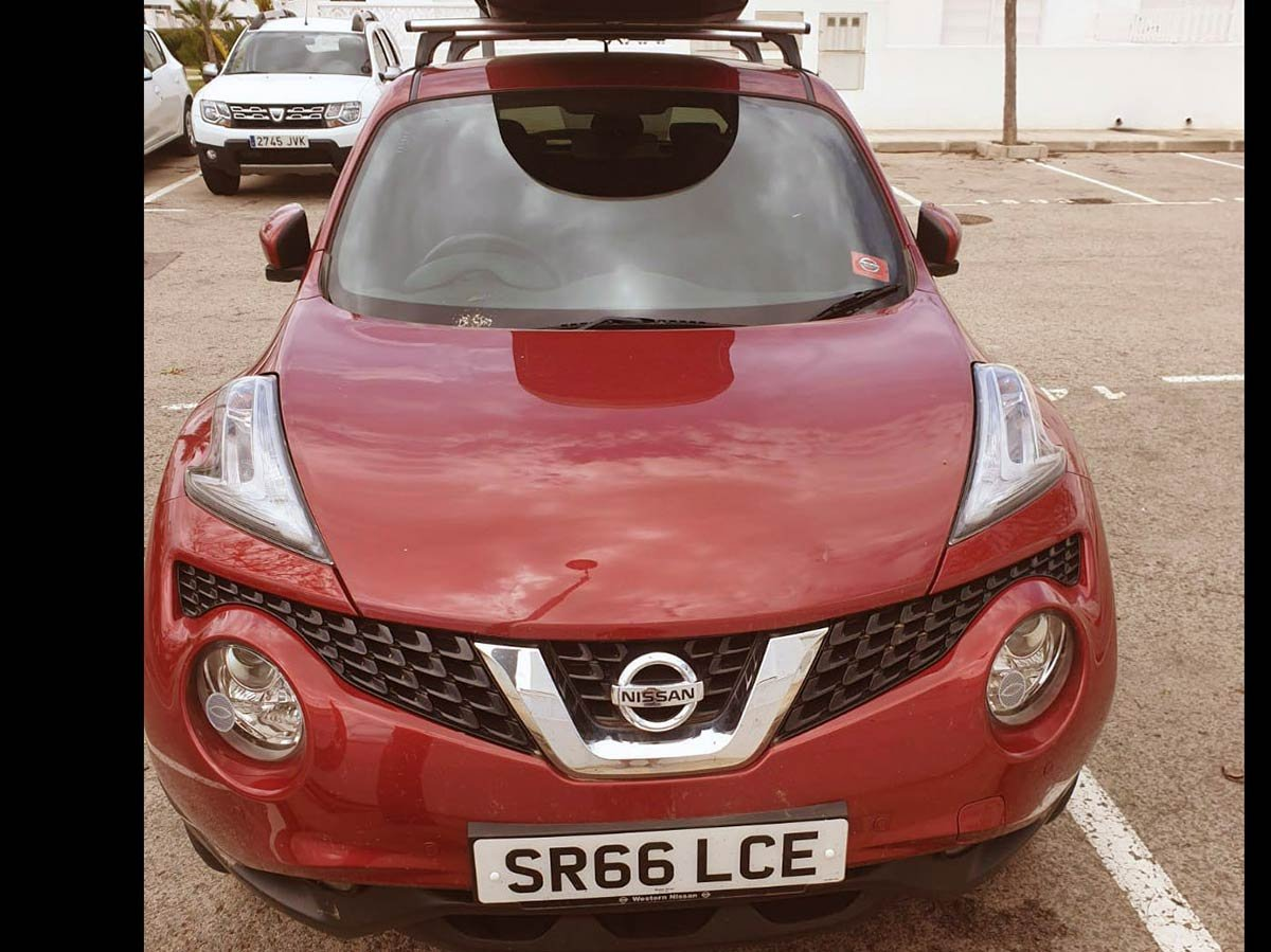 Used Nissan Juke - Top spec! (RHD) Spain