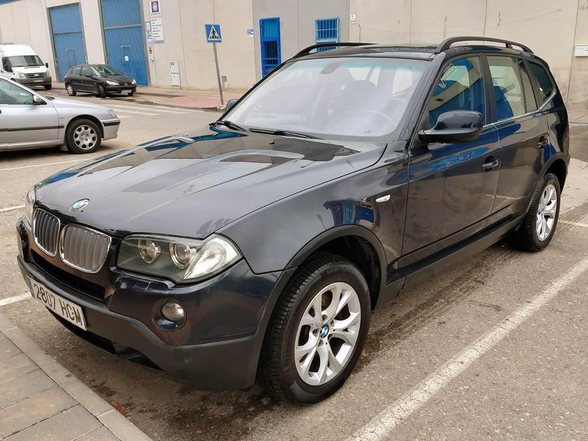 Used BMW X3 Auto Spain