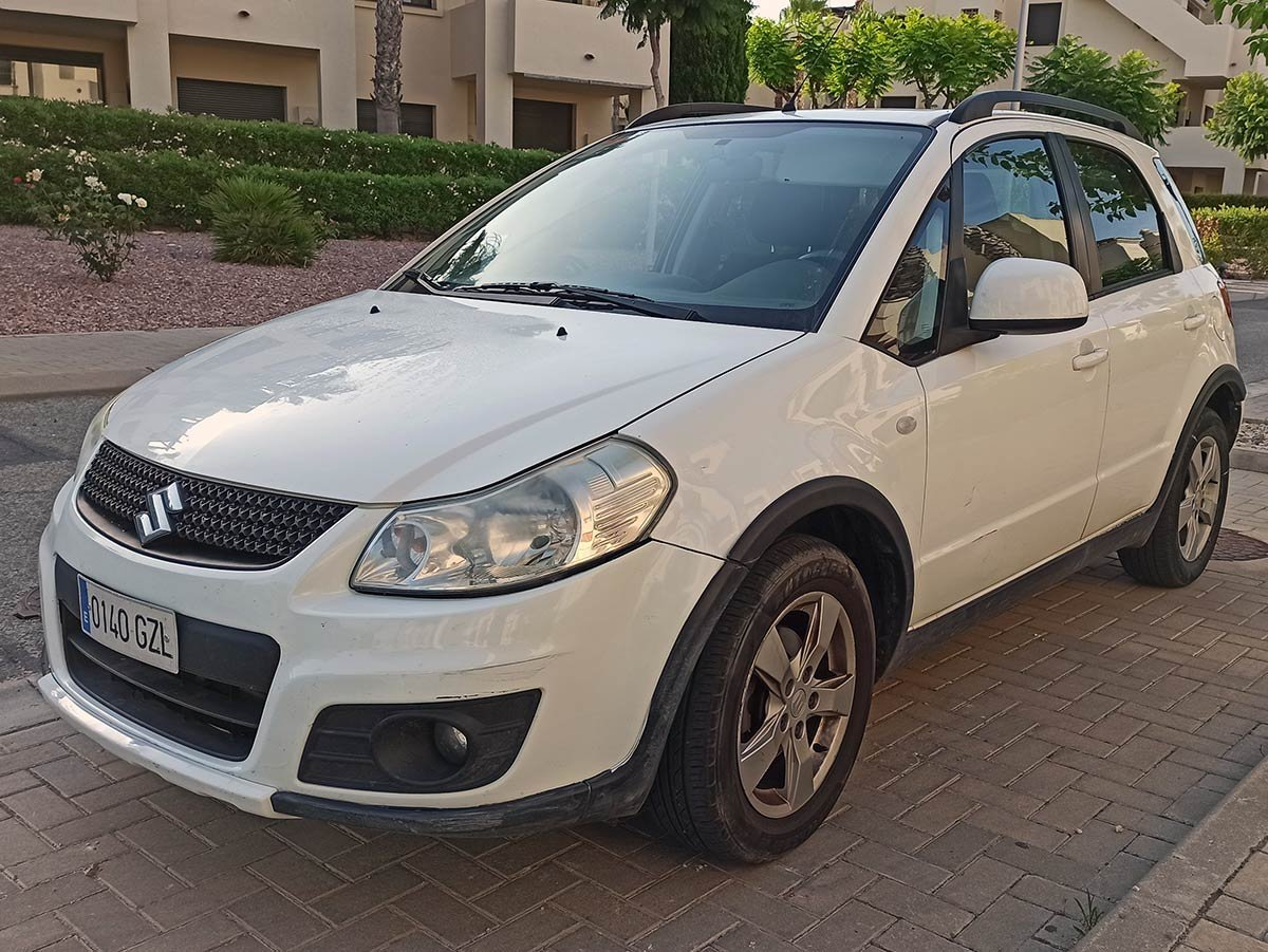 Used Suzuki SX4 Spain