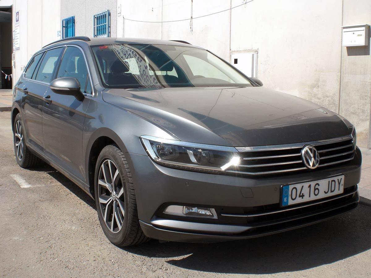 Used VW Passat Estate Spain