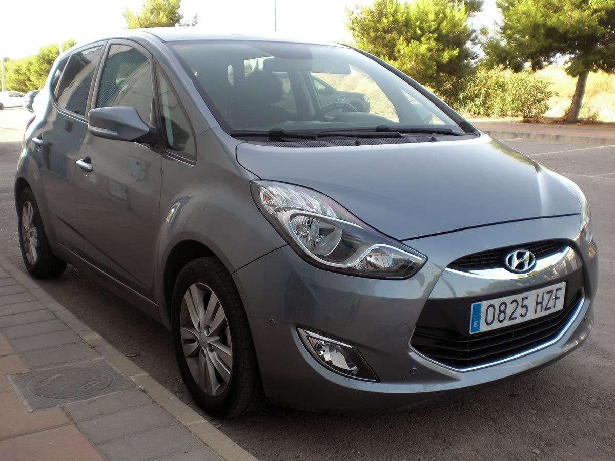 Used Hyundai ix20 Auto Spain
