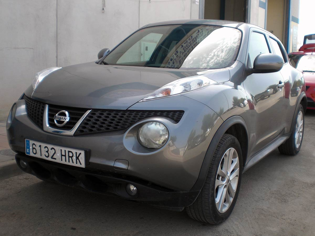 Used Nissan Juke Spain