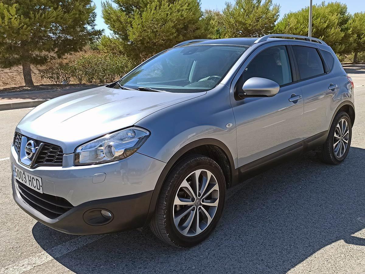 Used Nissan Qashqai Tekna Auto Spain