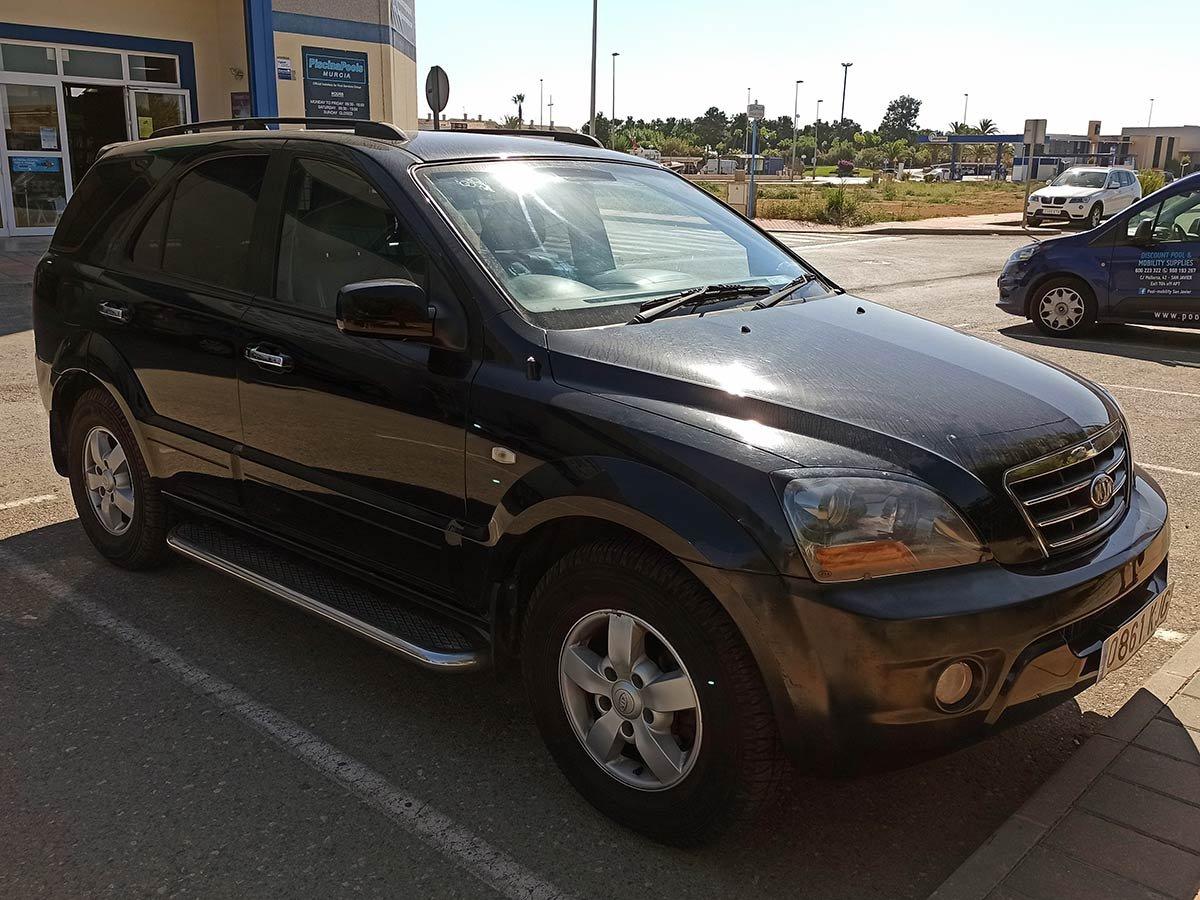 Used Kia Sorento Auto (RHD - ES) Spain