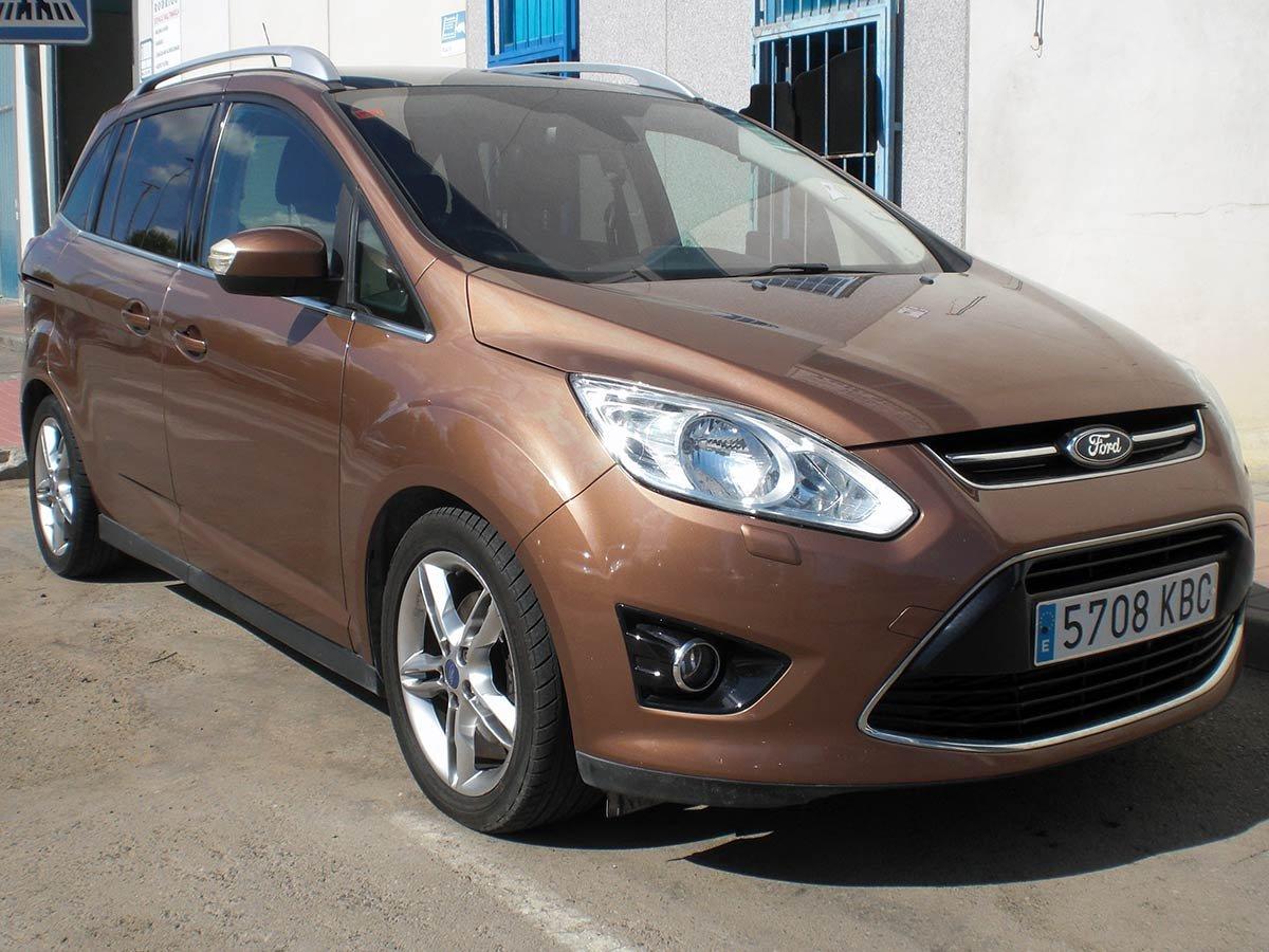 Used Ford Grand C-Max Titanium 7-Seat (RHD-ES) Spain