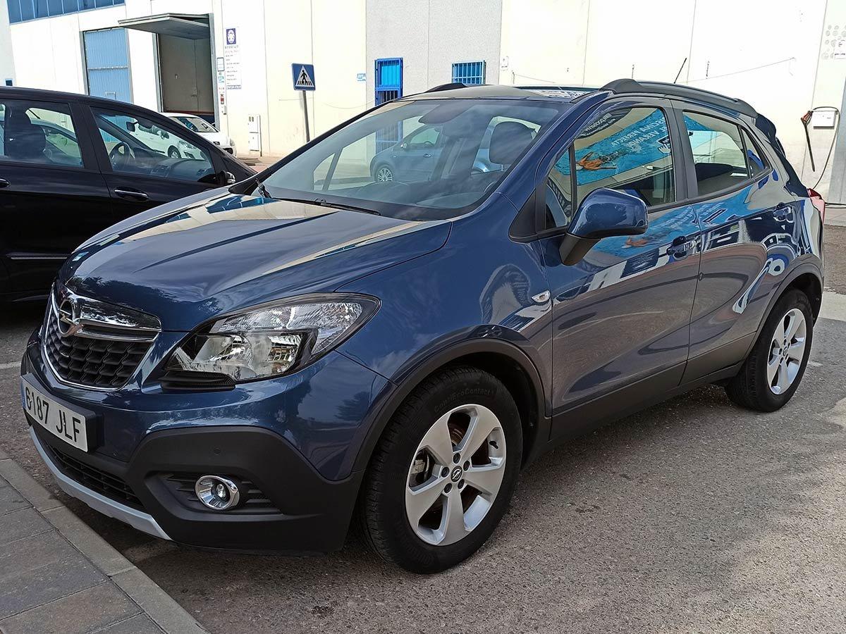 Used Opel Mokka Spain