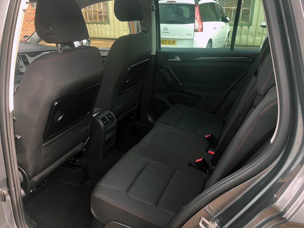 Used VW Golf Sportsvan Spain