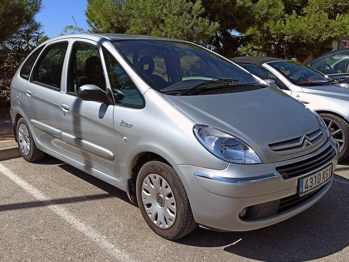 Used Citroen Picasso Desire (RHD - ES) Spain