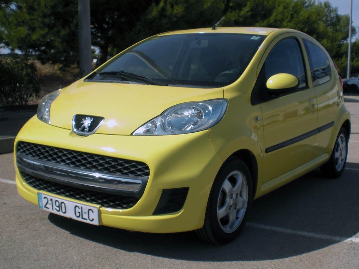 Used Peugeot 107 Auto Spain