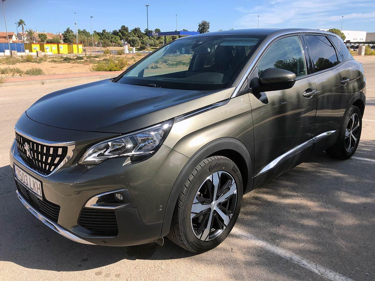 Used Peugeot 3008 Auto Spain