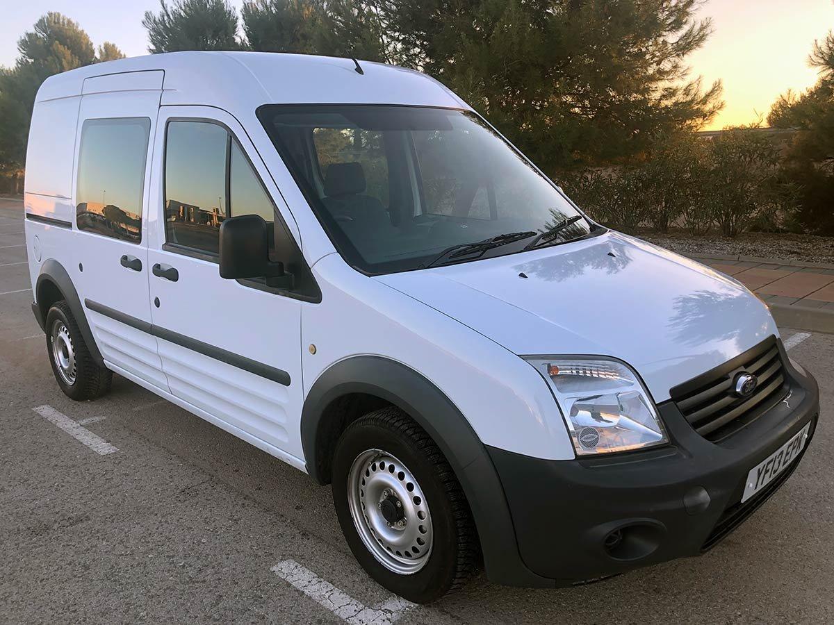Ford Transit (RHD)