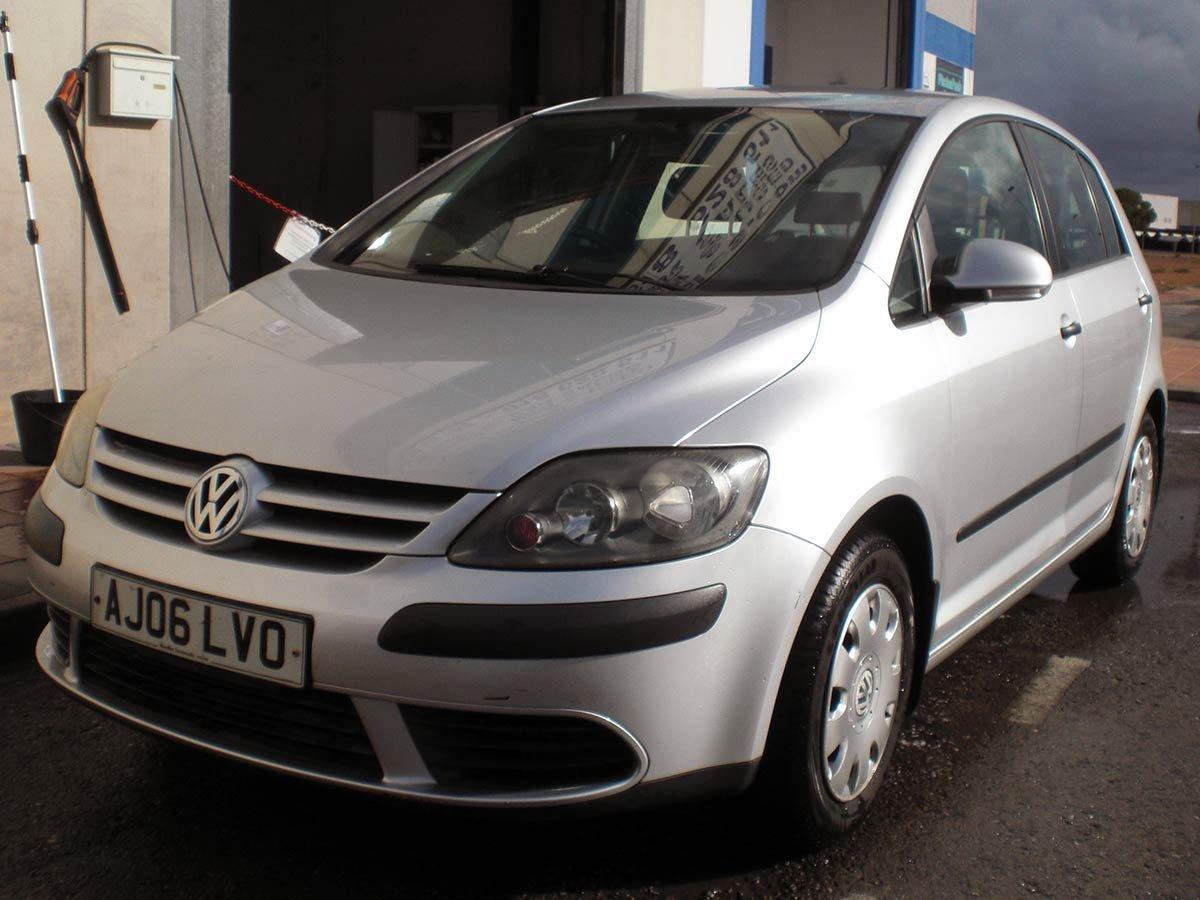 Used VW Golf Plus (RHD) Spain