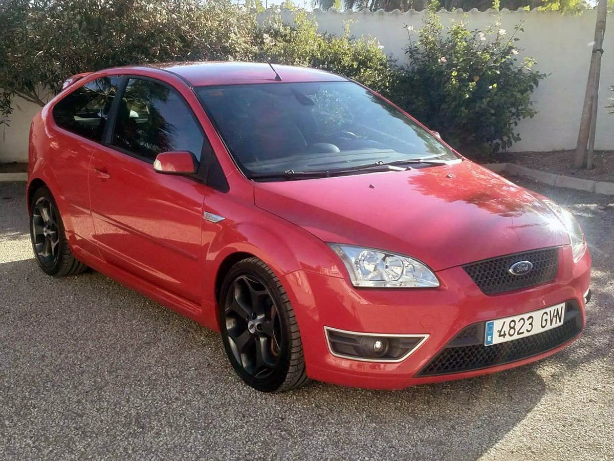 Used Ford Focus ST Spain