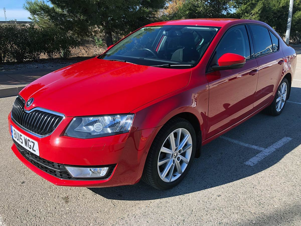 Used Skoda Octavia (RHD) Spain