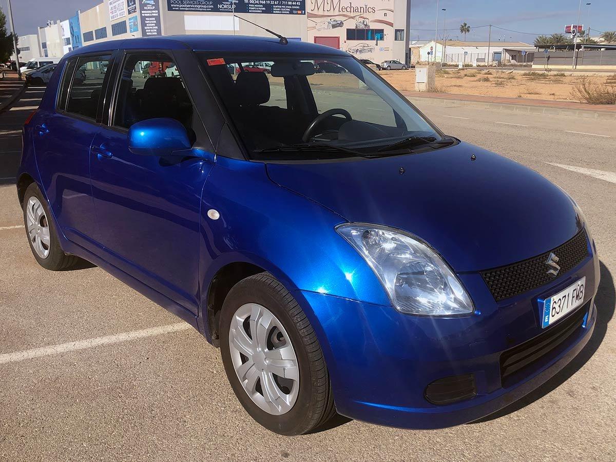 Used Suzuki Swift Spain