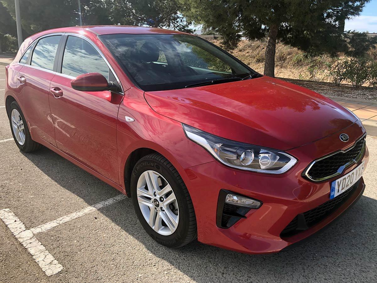 Used Kia Ceed (RHD) * AS NEW * Spain