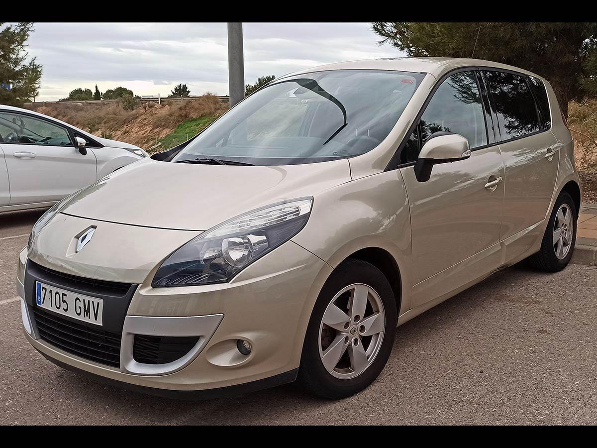 Used Renault Megane Scenic Spain