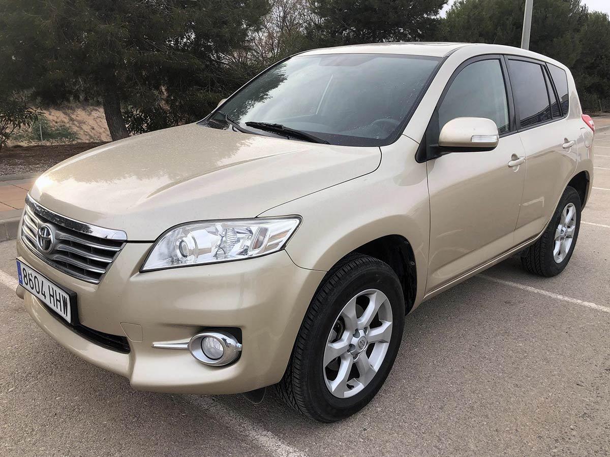Used Toyota Rav-4 Auto Executive Spain