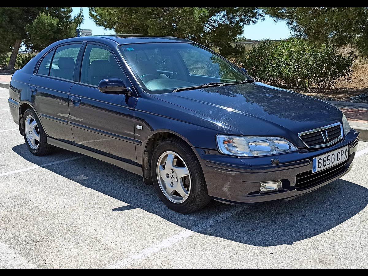 Used Honda Accord Auto (RHD - ES) Spain
