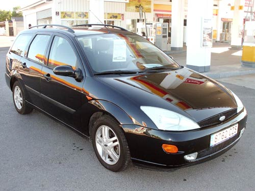 Second Hand Ford Focus Estate For Sale San Javier