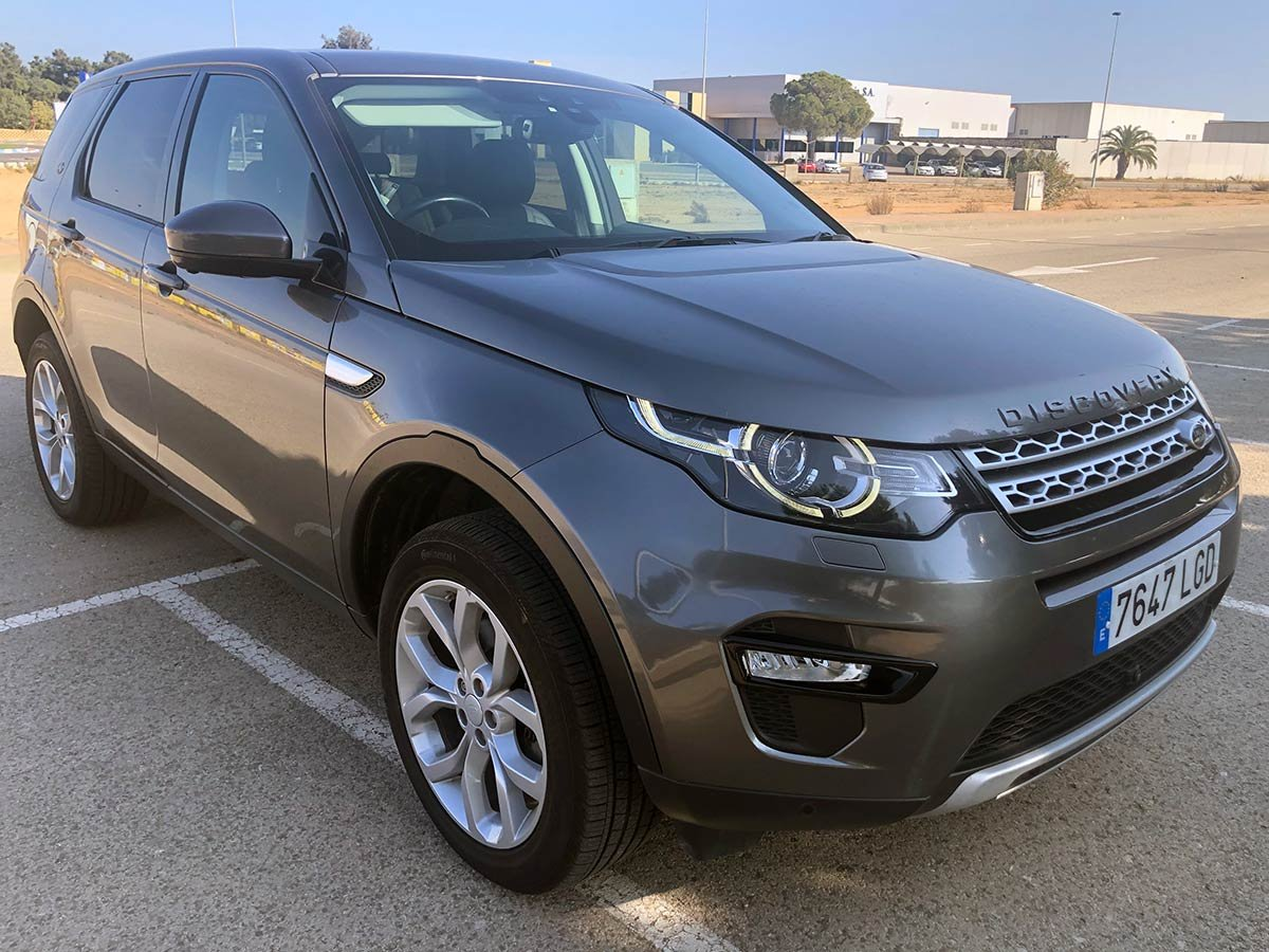 Used Landrover Discovery Sport HSE 180 Auto (RHD - ES) Spain