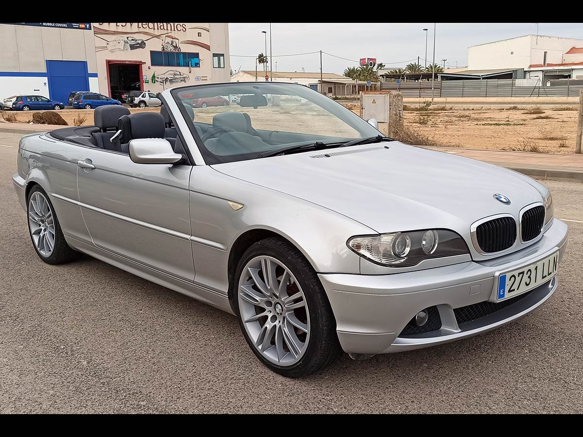 BMW 318 CI Auto Cabrio (RHD - ES(