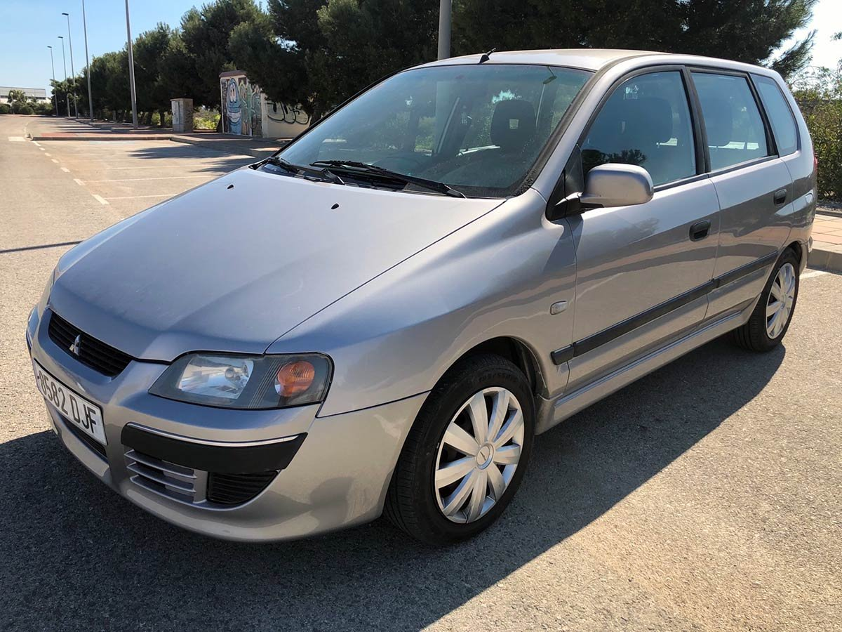 Used Mitsubishi Spacestar Spain