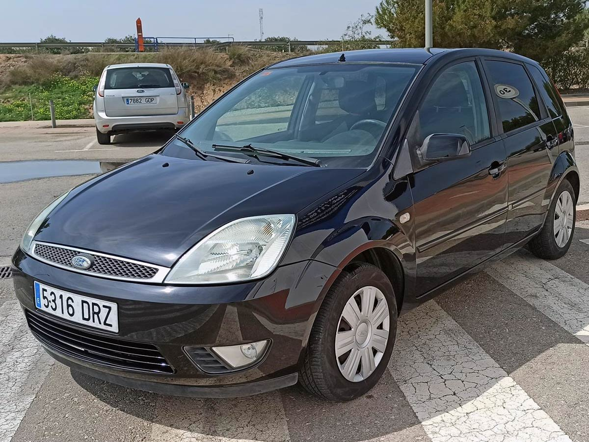 Used Ford Fiesta Spain