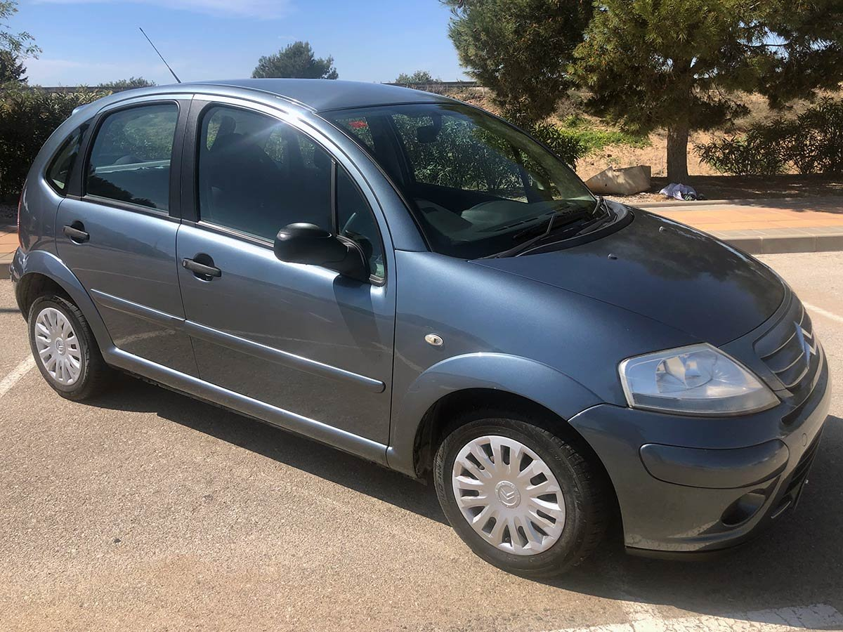 Used Citroen C3 (RHD - ES) Spain
