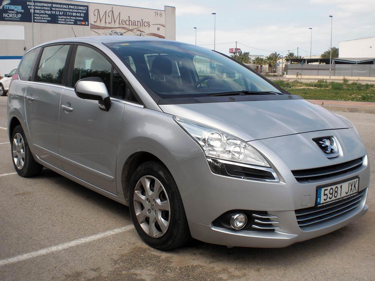Used Peugeot 5008 7-Seater Spain