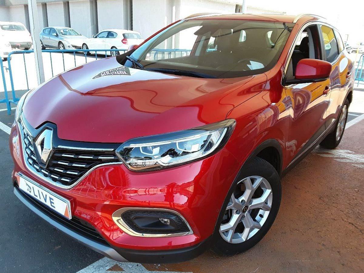 Used Renault Kadjar Auto Spain