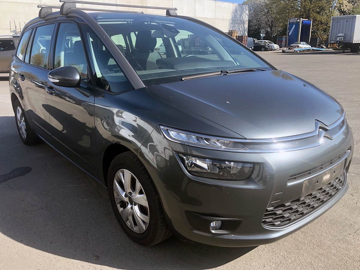 Used Citroen Grand Picasso 7-Seat Spain