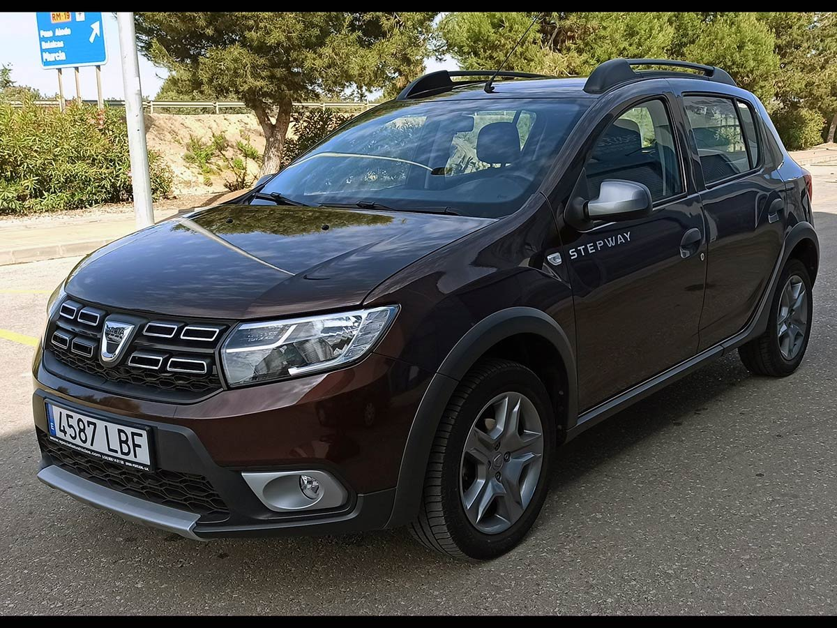 Used Dacia Sandero Auto Spain