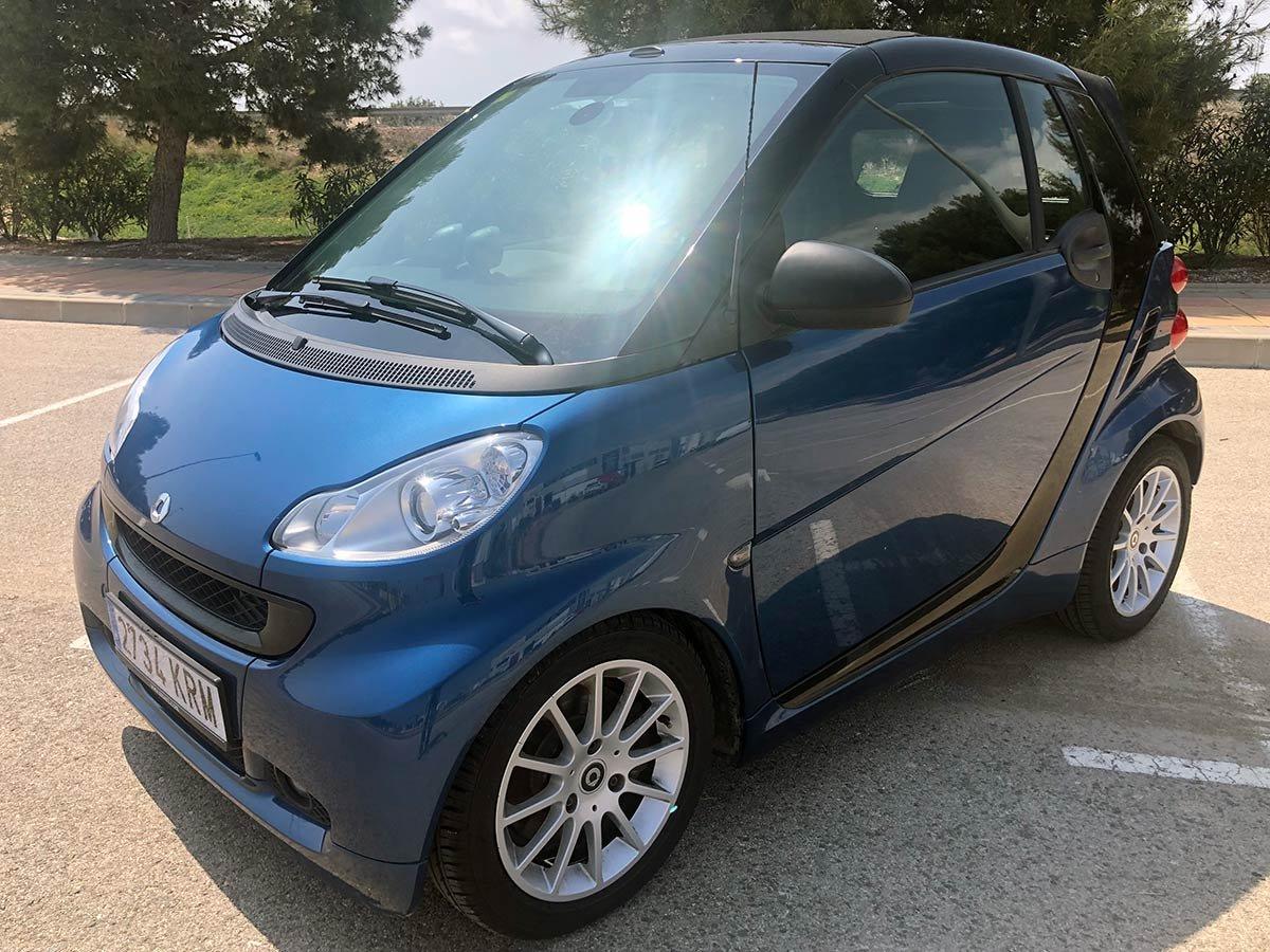Smart FourTwo Auto Cabriolet