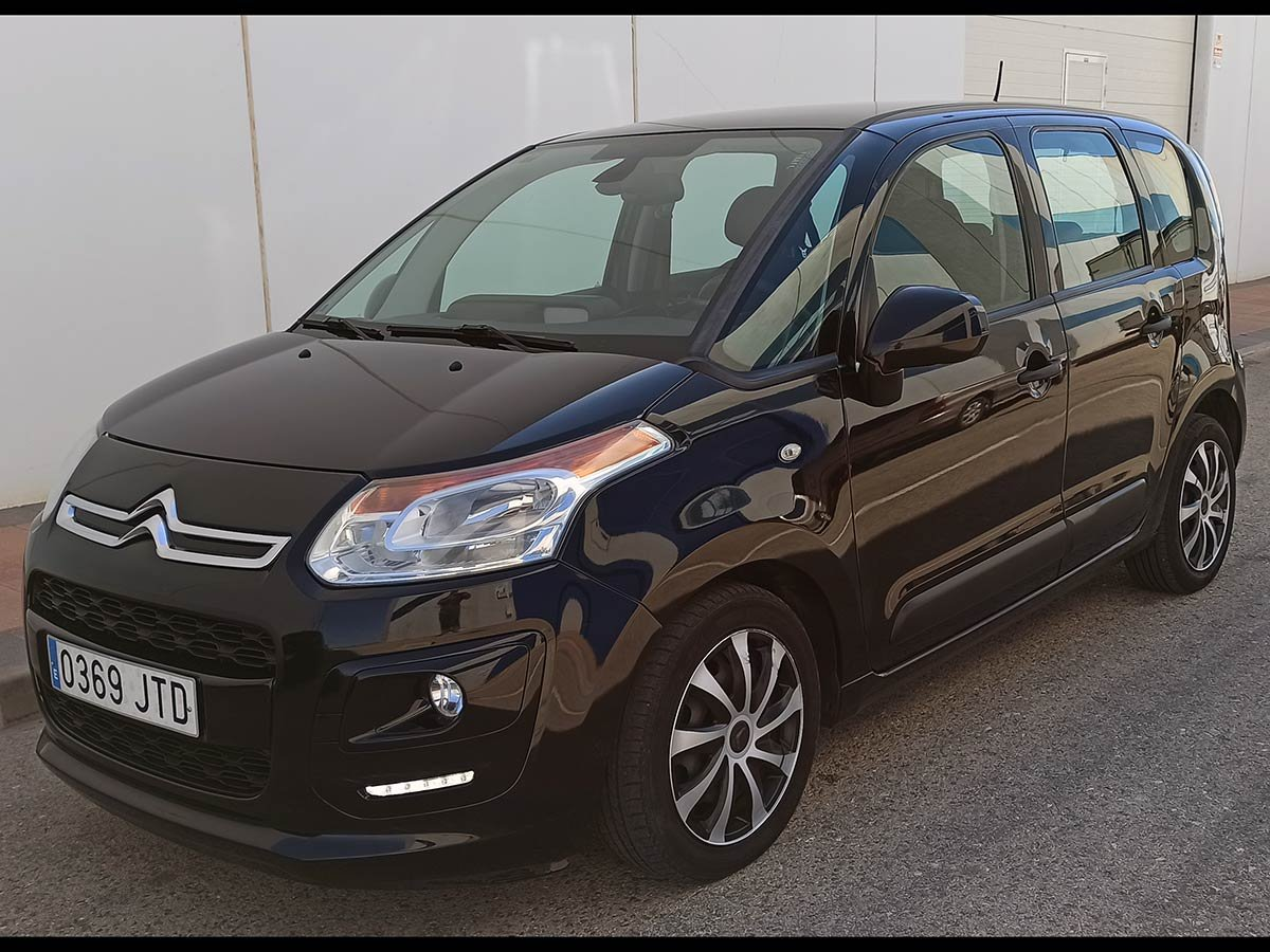 Used Citroen C3 Picasso Auto Spain