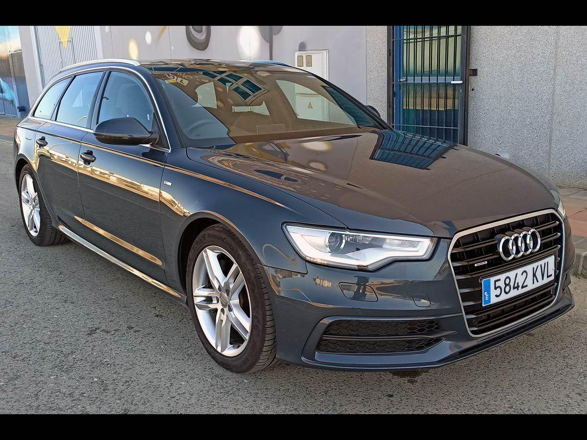 Used Audi A6 Avant Quattro Auto Estate (RHD - ES) Spain