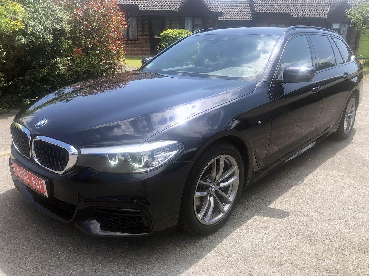 BMW 530i Sport Tourer Auto