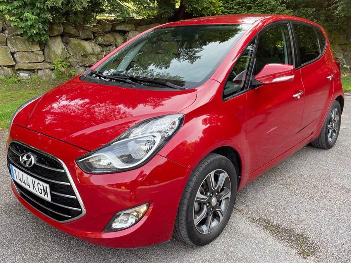 Hyundai ix20 Auto