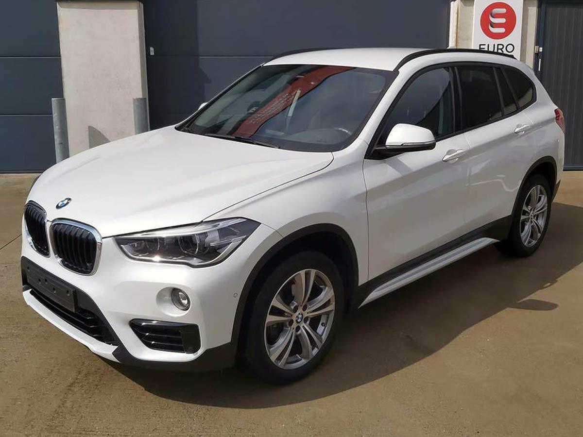 BMW X1 S-Drive Sport-Line Auto