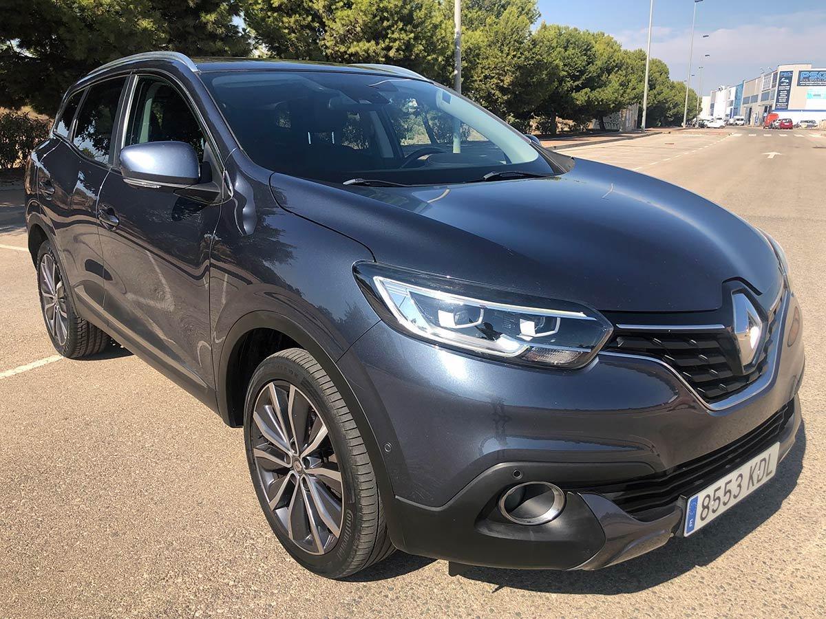 Used Renault Kadjar Spain