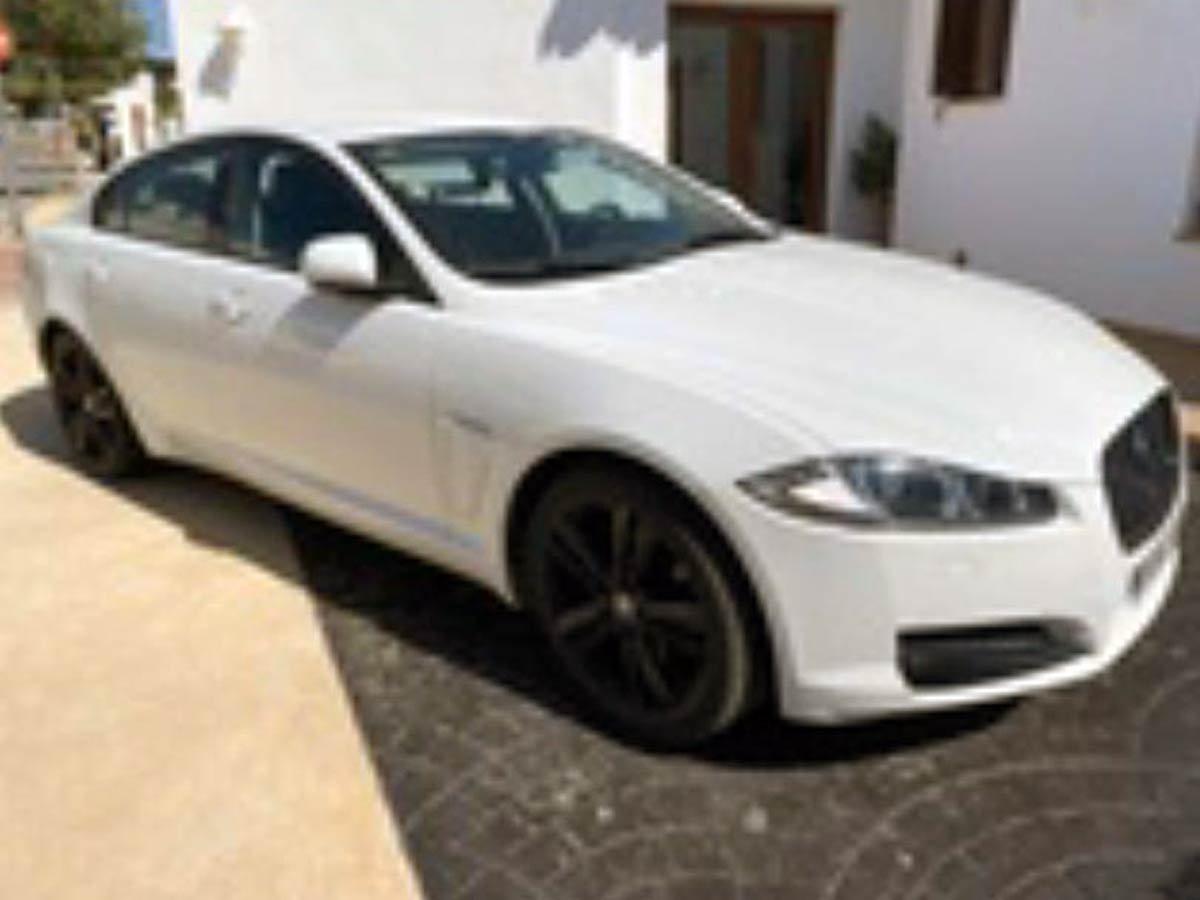 Used Jaguar XF Auto Spain