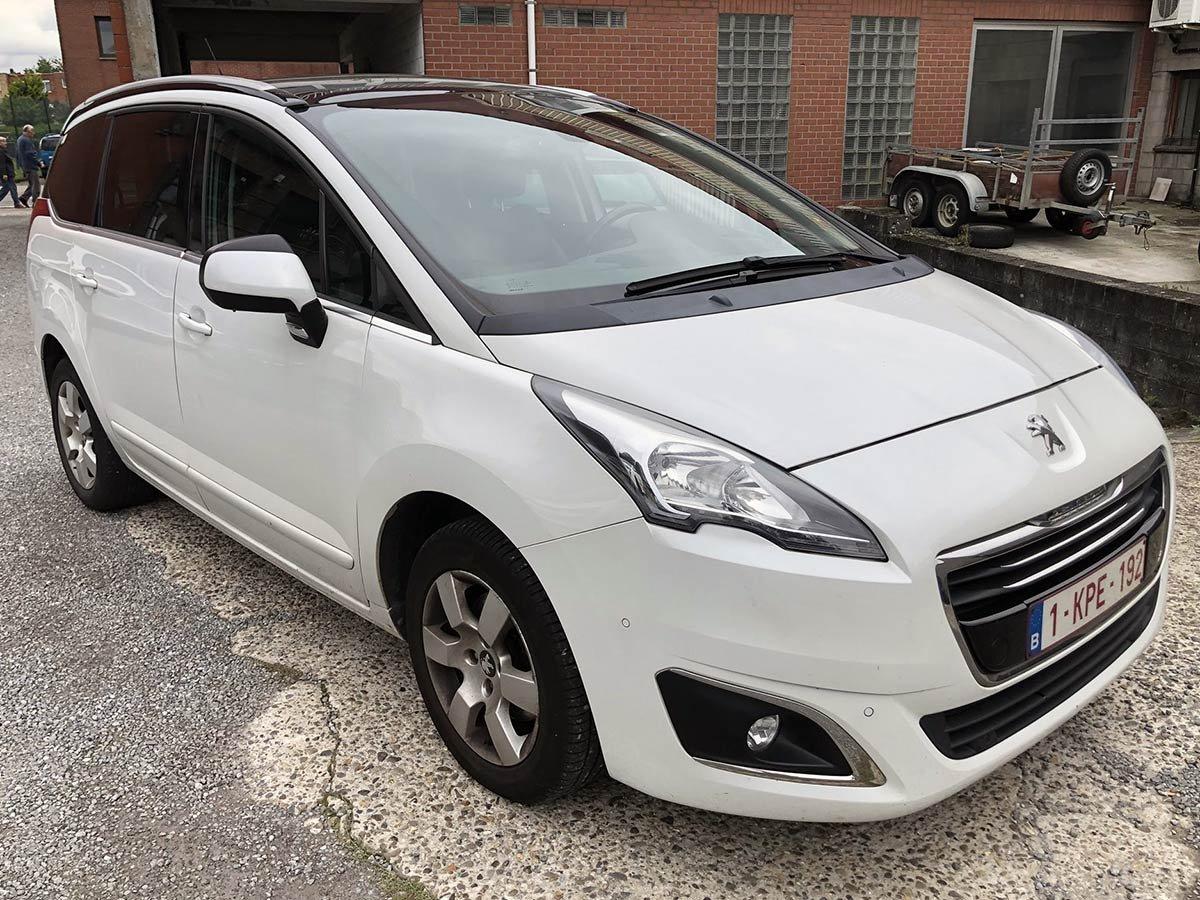 Peugeot 5008 Automatic