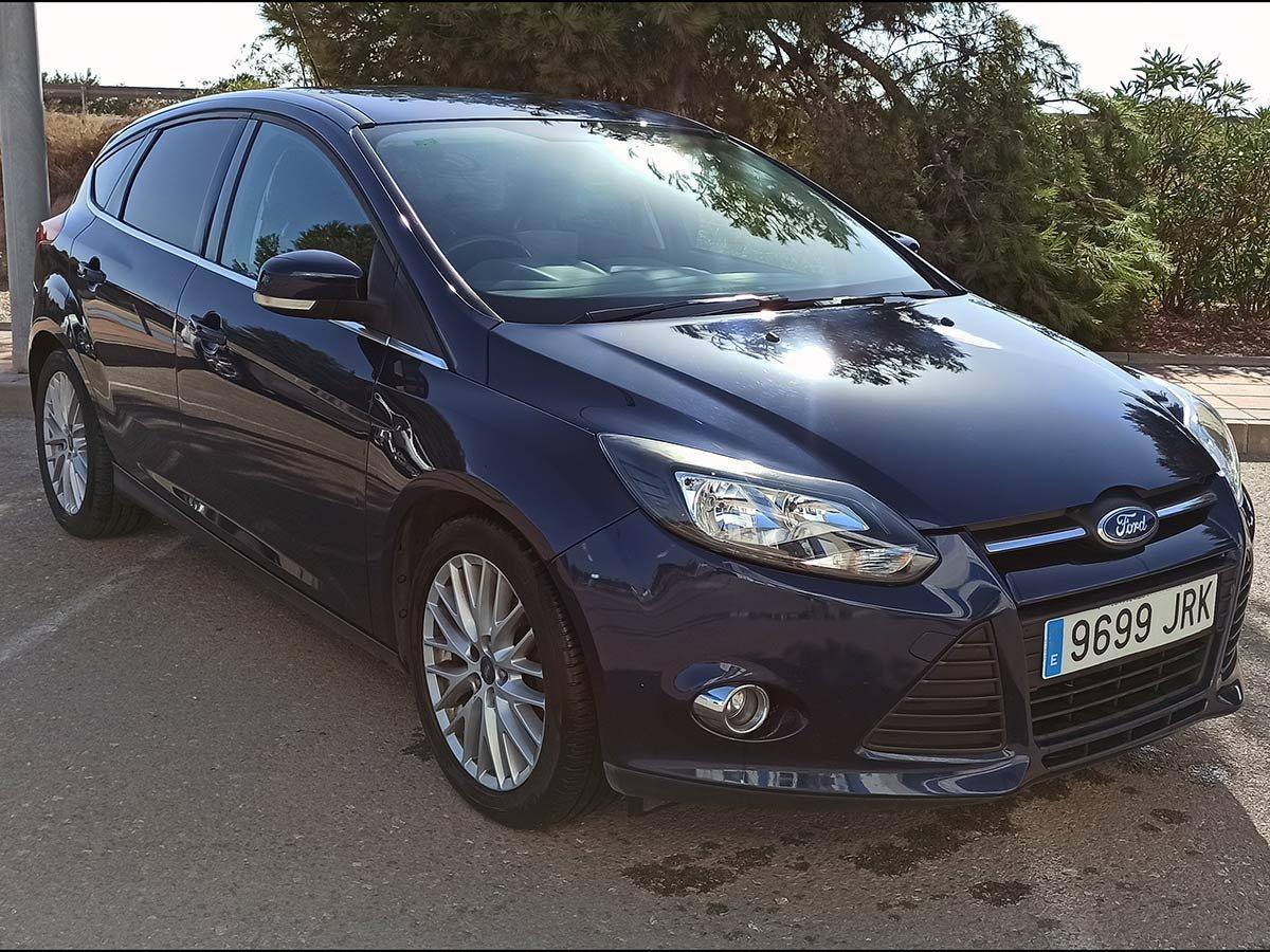 Used Ford Focus (RHD - ES) Spain