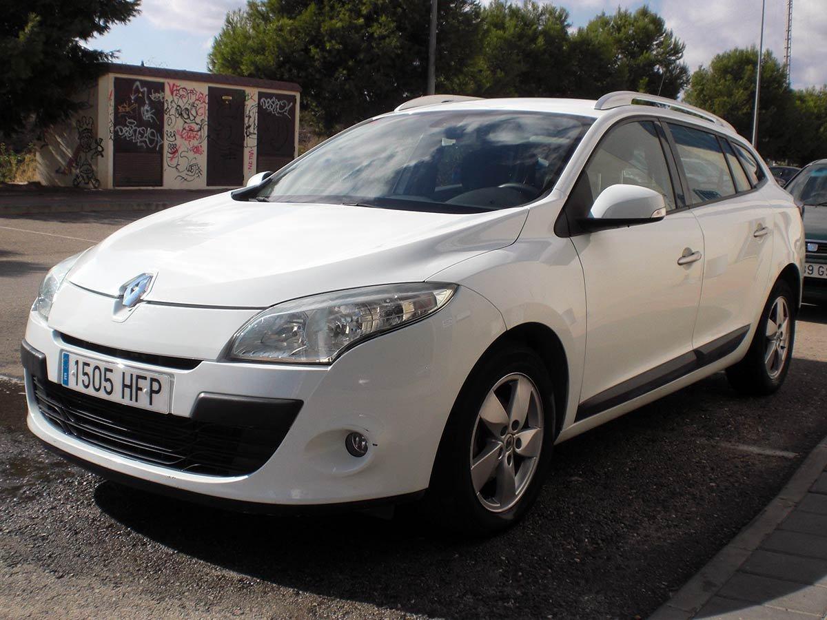 Used Renault Megane Spain
